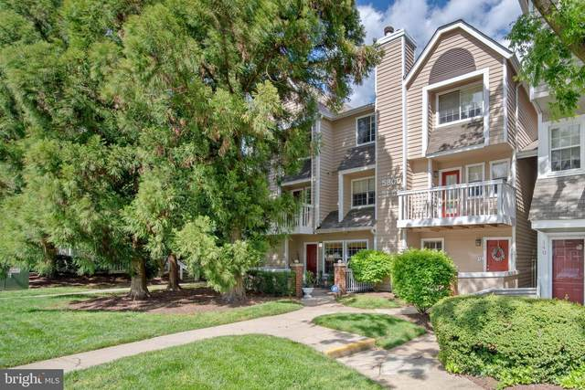 5800 Inman Park Circle #200, NORTH BETHESDA, MD 20852 (#MDMC749678) :: Murray & Co. Real Estate