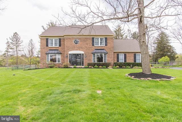 334 Gosling Drive, NORTH WALES, PA 19454 (#PAMC686654) :: ExecuHome Realty