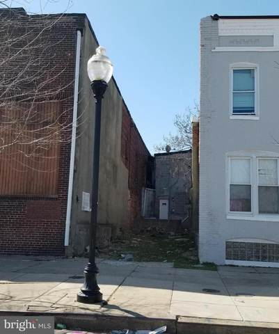 608 N Collington Avenue, BALTIMORE, MD 21205 (#MDBA544192) :: VSells & Associates of Compass