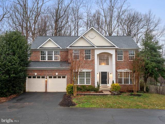 9201 Golf Court, MANASSAS PARK, VA 20111 (#VAMP114652) :: Realty One Group Performance