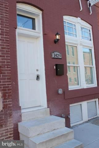 1429 E Federal Street, BALTIMORE, MD 21213 (#MDBA544196) :: AJ Team Realty