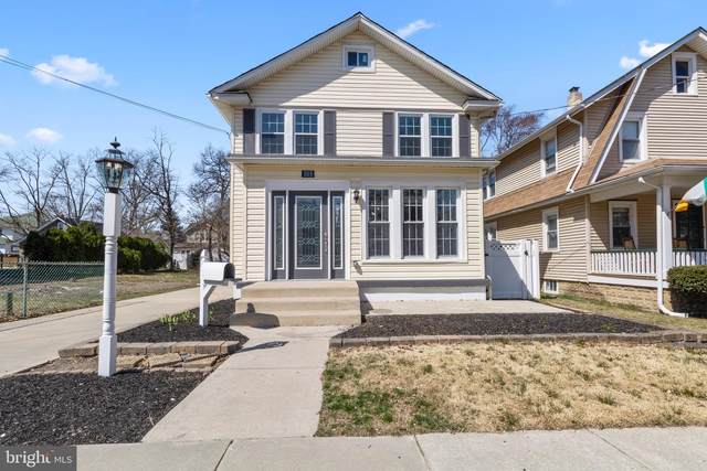 105 E Wayne Terrace, COLLINGSWOOD, NJ 08108 (#NJCD415776) :: Colgan Real Estate