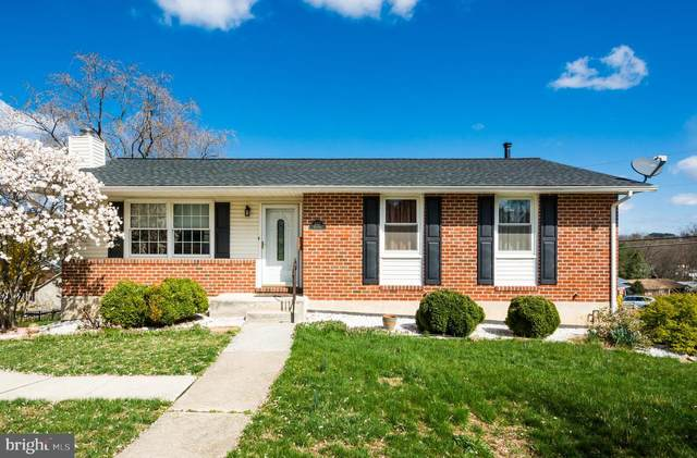 8317 Sagramore Road, BALTIMORE, MD 21237 (#MDBC523322) :: Berkshire Hathaway HomeServices McNelis Group Properties