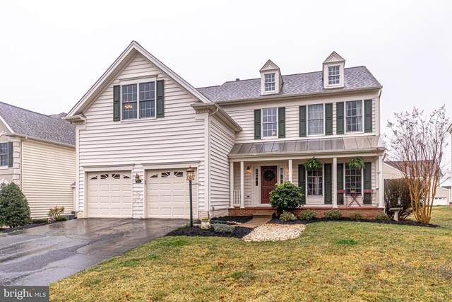 5664 Cherokee Run Court, HAYMARKET, VA 20169 (#VAPW517830) :: The Miller Team