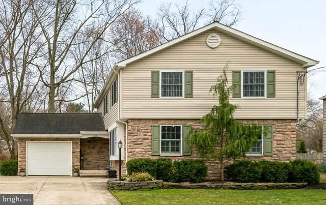 127 Deerfield Drive, CHERRY HILL, NJ 08034 (#NJCD415788) :: Jason Freeby Group at Keller Williams Real Estate
