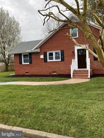 1108 Cedar Street, POCOMOKE CITY, MD 21851 (#MDWO121082) :: Colgan Real Estate