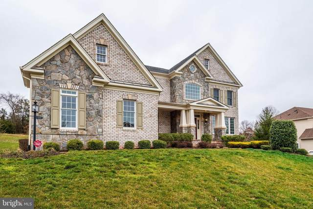 5316 Chaffins Farm Court, HAYMARKET, VA 20169 (#VAPW517838) :: The Miller Team