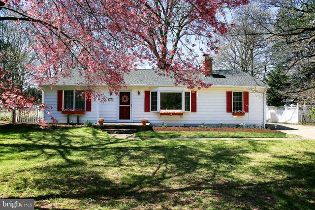 744 Stinchcomb Road, SEVERNA PARK, MD 21146 (#MDAA462742) :: The Riffle Group of Keller Williams Select Realtors