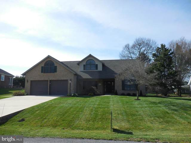 7034 Fairway Oaks, FAYETTEVILLE, PA 17222 (#PAFL178738) :: Jim Bass Group of Real Estate Teams, LLC