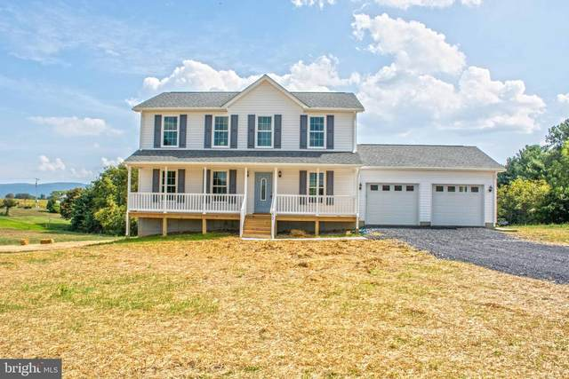52 Wesley Chapel Drive, EDINBURG, VA 22824 (#VASH121808) :: Crossman & Co. Real Estate