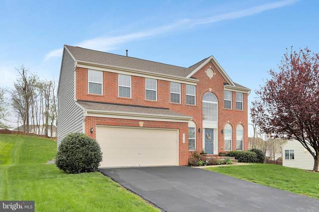 2715 Cassidy Court, WINCHESTER, VA 22601 (#VAWI115928) :: Pearson Smith Realty