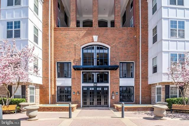 501 Hungerford Drive #250, ROCKVILLE, MD 20850 (#MDMC749770) :: Colgan Real Estate