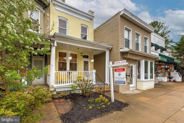 4028 Roland Avenue, BALTIMORE, MD 21211 (#MDBA544270) :: Realty One Group Performance