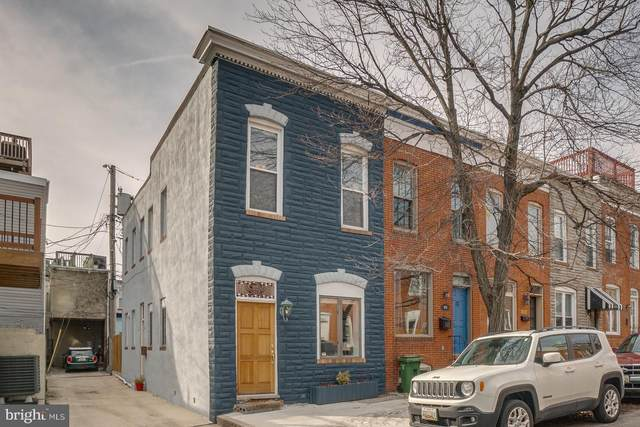 826 S Port Street, BALTIMORE, MD 21224 (#MDBA544274) :: Bruce & Tanya and Associates