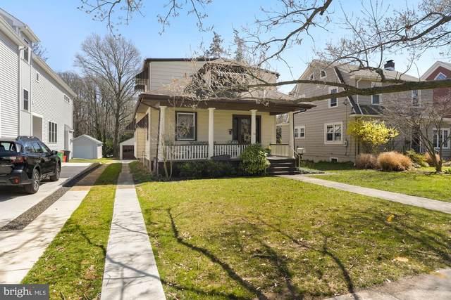 128 Hopkins Avenue, HADDONFIELD, NJ 08033 (#NJCD415814) :: Holloway Real Estate Group