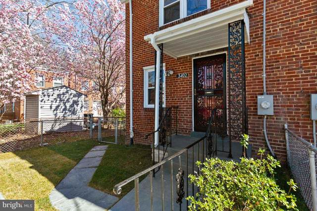 3402 24TH Street SE, WASHINGTON, DC 20020 (#DCDC513610) :: Bob Lucido Team of Keller Williams Lucido Agency