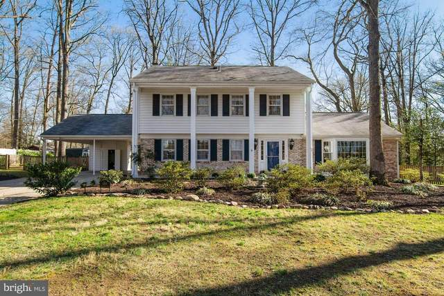6355 Evangeline Lane, ALEXANDRIA, VA 22312 (#VAFX1188474) :: Berkshire Hathaway HomeServices McNelis Group Properties