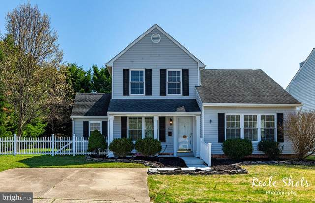4321 Hampton Hall Court, BELCAMP, MD 21017 (#MDHR257902) :: Colgan Real Estate
