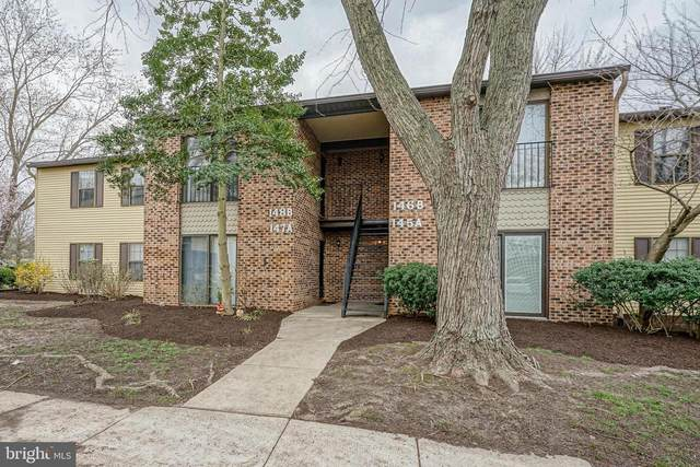 148-B Birchfield Court, MOUNT LAUREL, NJ 08054 (#NJBL393888) :: Linda Dale Real Estate Experts