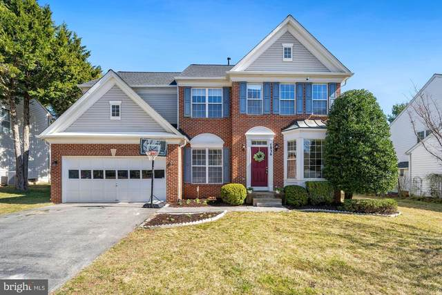 7836 Heritage Farm Drive, GAITHERSBURG, MD 20886 (#MDMC749792) :: Shawn Little Team of Garceau Realty