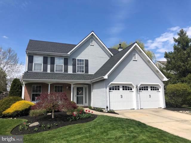 6 Longbridge Drive, MOUNT LAUREL, NJ 08054 (#NJBL393894) :: Colgan Real Estate