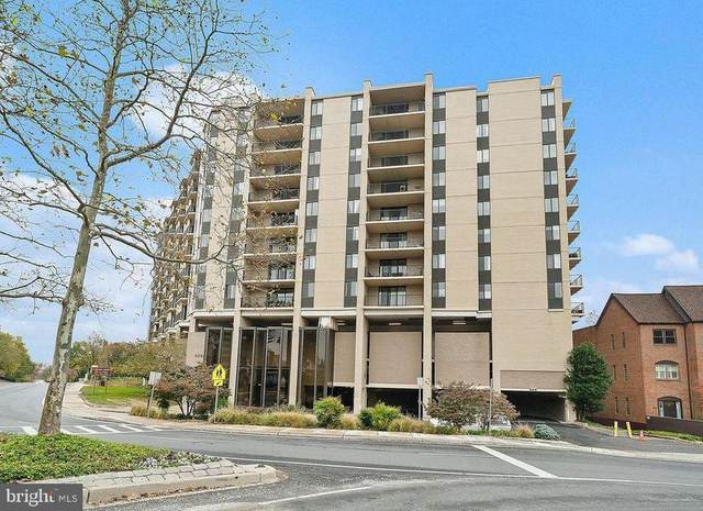 4242 East West Highway #413, CHEVY CHASE, MD 20815 (#MDMC749798) :: AJ Team Realty
