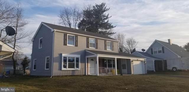 44 Midvale Lane, WILLINGBORO, NJ 08046 (#NJBL393896) :: Jason Freeby Group at Keller Williams Real Estate