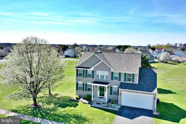 172 Crosswinds Drive, CHARLES TOWN, WV 25414 (#WVJF141888) :: The Mike Coleman Team