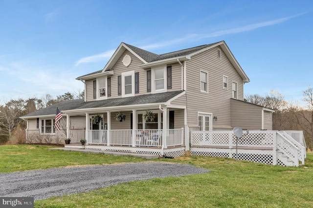 245 Rolling View Lane, FRONT ROYAL, VA 22630 (#VAWR143086) :: SURE Sales Group