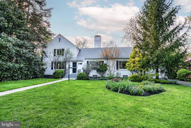 7304 Western Avenue, CHEVY CHASE, MD 20815 (#MDMC749824) :: CENTURY 21 Core Partners