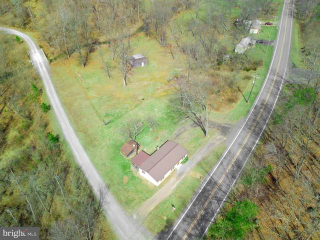 6189 Back Creek Vallley Road, HEDGESVILLE, WV 25427 (#WVBE184576) :: Gail Nyman Group