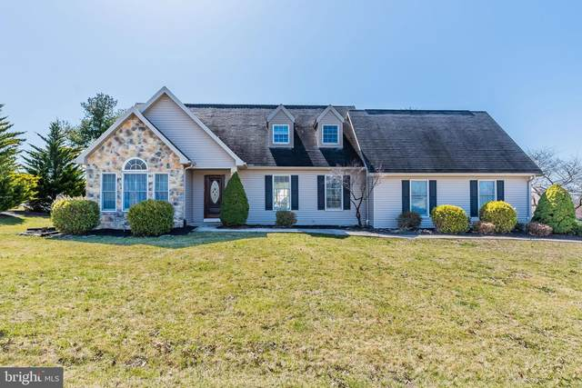3425 Carnoustie Drive, CHAMBERSBURG, PA 17202 (#PAFL178756) :: TeamPete Realty Services, Inc