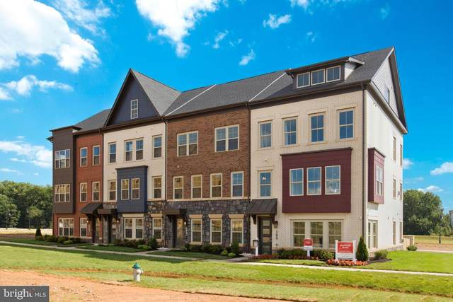 56 Bleeker Place, GAITHERSBURG, MD 20878 (#MDMC749844) :: ExecuHome Realty