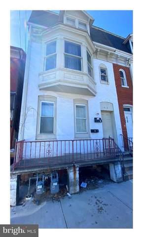 412 S Pershing Avenue, YORK, PA 17401 (#PAYK155130) :: CENTURY 21 Home Advisors