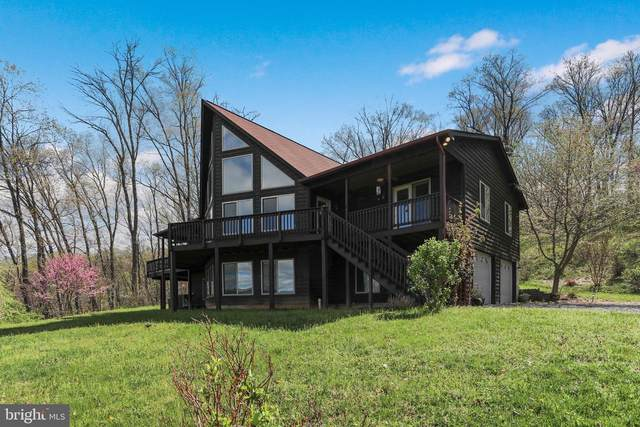 High Knob, FRONT ROYAL, VA 22630 (#VAWR143088) :: AJ Team Realty