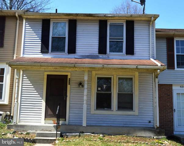 432 Shady Glen Drive, CAPITOL HEIGHTS, MD 20743 (#MDPG600888) :: Tom & Cindy and Associates