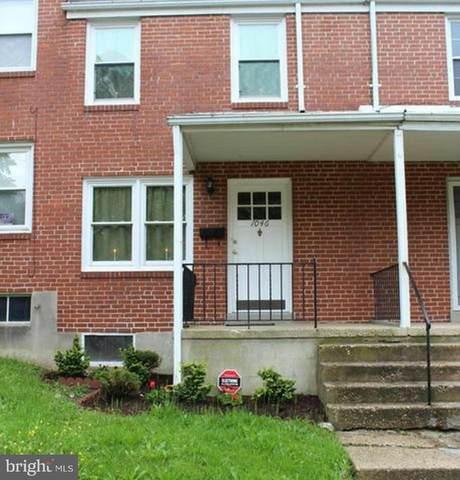 1046 Rockhill Avenue, BALTIMORE, MD 21229 (#MDBA544346) :: Crossman & Co. Real Estate