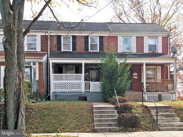 1203 Congress Street SE, WASHINGTON, DC 20032 (#DCDC513704) :: Bob Lucido Team of Keller Williams Lucido Agency