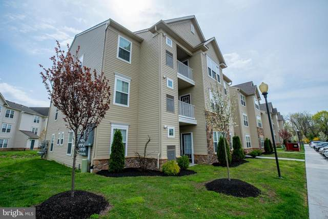 1510 Moore Street 2K, BRISTOL, PA 19007 (#PABU523156) :: Better Homes Realty Signature Properties