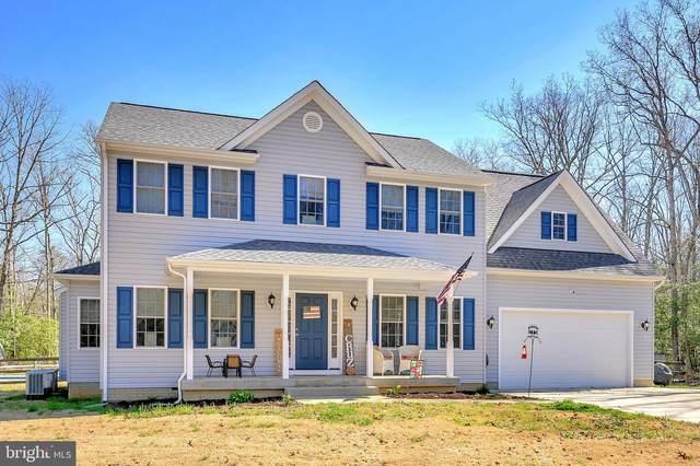 8307 Arlene Acres Drive, FREDERICKSBURG, VA 22408 (#VASP229904) :: RE/MAX Cornerstone Realty