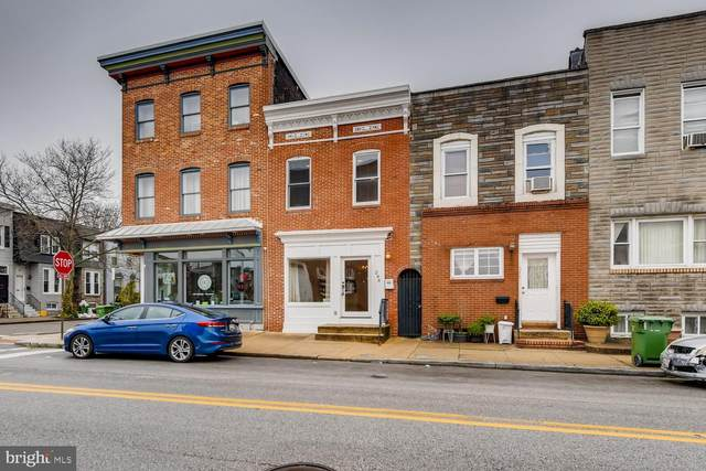 246 S Conkling Street, BALTIMORE, MD 21224 (#MDBA544362) :: City Smart Living