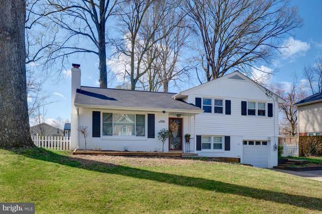 7505 Hogarth Street, SPRINGFIELD, VA 22151 (#VAFX1188660) :: SURE Sales Group