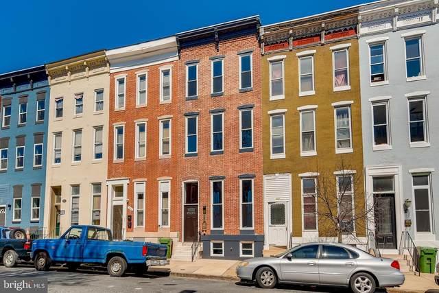 428 E Lafayette Avenue, BALTIMORE, MD 21202 (MLS #MDBA544380) :: Maryland Shore Living | Benson & Mangold Real Estate