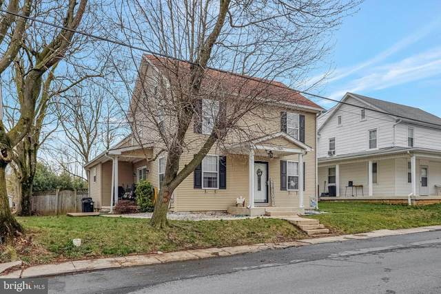 13820 Village Mill Drive, MAUGANSVILLE, MD 21767 (#MDWA178634) :: AJ Team Realty