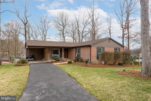 6986 Conservation Drive, SPRINGFIELD, VA 22153 (#VAFX1188694) :: Network Realty Group