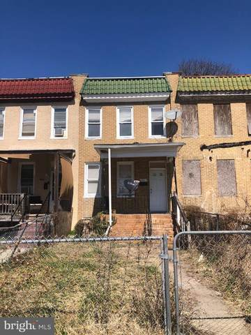 4961 Edgemere Avenue, BALTIMORE, MD 21215 (#MDBA544386) :: ExecuHome Realty
