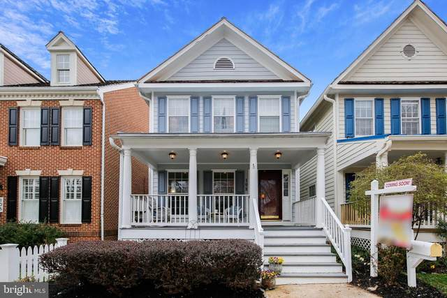 108 Clagett Crossing Place, GAITHERSBURG, MD 20878 (#MDMC749942) :: Berkshire Hathaway HomeServices McNelis Group Properties