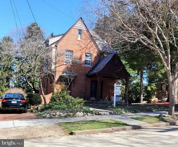 1431 Iris Street NW, WASHINGTON, DC 20012 (#DCDC513804) :: Gail Nyman Group