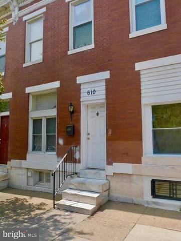 610 N Kenwood Avenue, BALTIMORE, MD 21205 (#MDBA544394) :: Bowers Realty Group
