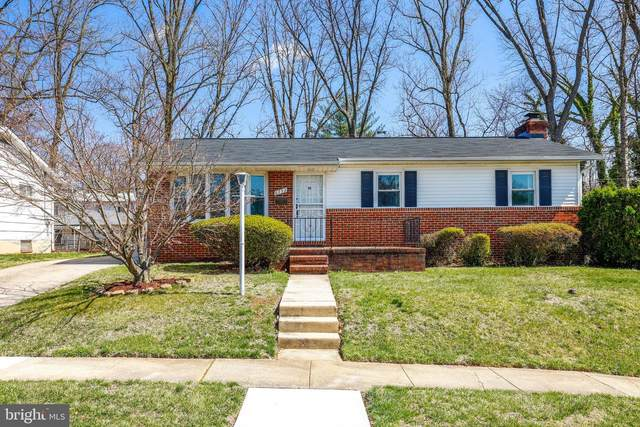 6752 Ransome Drive, BALTIMORE, MD 21207 (#MDBC523434) :: The MD Home Team